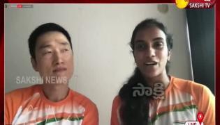 badminton player pv sindhu pressmeet