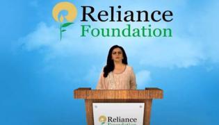 Reliance Foundation Municipal Corp Of Greater Mumbai To Offer 3 Lakh Free Jabs - Sakshi