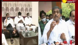 Sajjala Says Review Meeting Conducted With Nellore District MLAs In AP