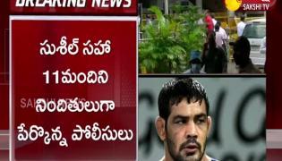 Charge Sheet Filed In Wrestler Sagar Dhankar Murder Case
