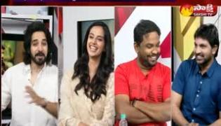 Chit Chat With Ichata Vahanamulu Nilupa Radu Movie Team