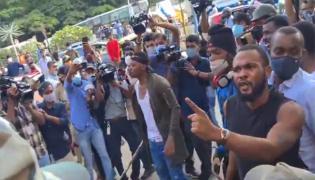 African Man Deceased In Police Custody In Bengaluru - Sakshi