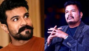 Ram Charan And Shankar Movie Will Go On Floor In September - Sakshi