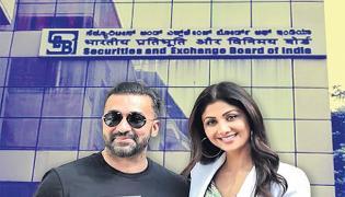 Sebi Disposes Of Disclosure Lapses Case Against Shilpa Shetty - Sakshi