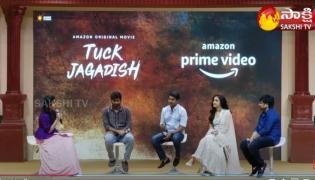 Sakshi Exclusive Interview With Tuck Jagadish