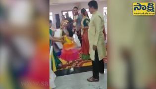 Viral Video: Girl Cute Dance For Folk Song Bullet Bandi