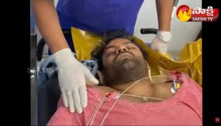 Sai Dharam Tej Collarbone Surgery Completed Successfully