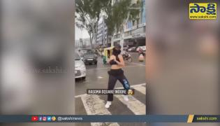 Viral Video: Indore Woman In Trouble For Dancing At Traffic Signal
