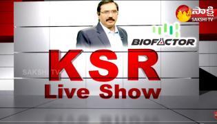 KSR Live Show On 15th  September 2021