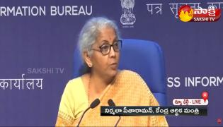 Nirmala Sitharaman FM Lays Out Plan For Bad Bank