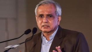 Right Time To Change World Order: Rajiv Kumar - Sakshi