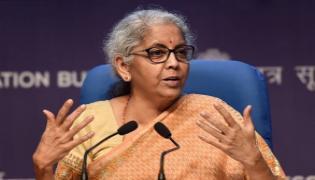 Petrol and diesel to not come under GST regime: Nirmala Sitharman - Sakshi