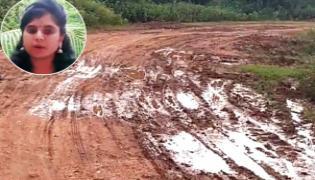I Wont Marry Till Village Has Proper Roads, Karnataka Women Letter TO CMO - Sakshi