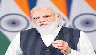 PM Modi Address SCO Summit In Dushanbe - Sakshi