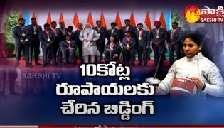 PM Modi Gifts: Bhavani Devi Fence, Krishna Nagar Racquet Received Rs 10 Crore Bids