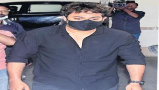 Tollywood Drugs Case: Actor Tanish Alladi Appears Before ED - Sakshi