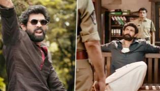 Bheemla Nayak: Rana As Daniel Shekar Out Now - Sakshi