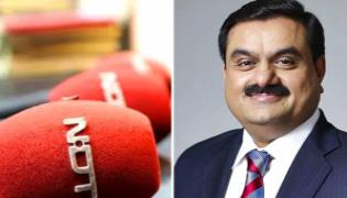 Adani Will Take Over NDTV Is A Just Rumor Clarified By Founders - Sakshi
