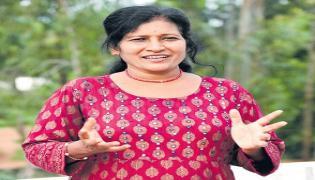 Geeta Reddy Best Woman Entrepreneur About Her Awards - Sakshi