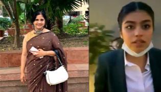 Viral Video: Delhi Restaurant Denies Woman Entry For Wearing Saree - Sakshi