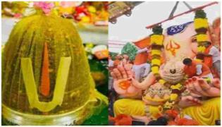 5 Kg Ganesh Laddu Auctioned for Rs 41 Lakh in Hyderabad - Sakshi