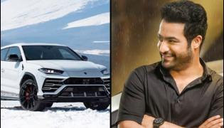 Junior NTR Buys Fancy Car Number 9999 for Rs. 17 Lakhs - Sakshi