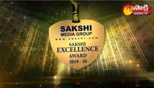 Sakshi Excellence Award