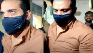 Tollywood Drugs case: Hero Tharun Attends Ed Investigation - Sakshi