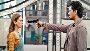 Maha Samudram Trailer Unveiled Movie To Release On October 14th - Sakshi