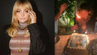 US Actress Nicole Richie's Hair Catches Fire At Her 40th Birthday Celebration - Sakshi