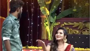 Ashu Reddy Shocking Luxury Gift To Express Hari In Comedy Stars - Sakshi