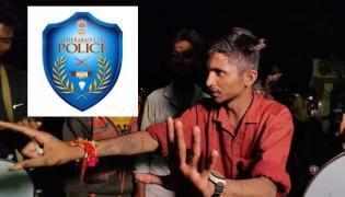 Ayyayo Vaddamma Viral Video Hyderabad City Police Used For Awareness - Sakshi