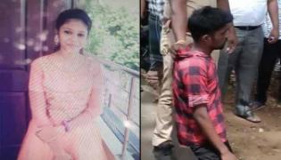 College Student Stabbed To Death Chennai Tambaram Railway Station - Sakshi