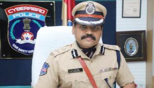 Hyderabad: Cp Stephen Ravindra Press Meet Over Nepalian Theft Case - Sakshi