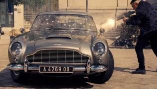 James Bond No Time To Die Bond Cars Special Story In Telugu - Sakshi