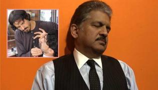 Anand Mahindra Twitter Funny Poll On Taliban Bans Shaving Beards - Sakshi
