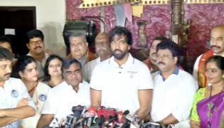 Maa Elections: Manchu Vishnu Comments On Pawan Kalyan - Sakshi