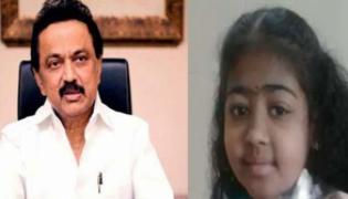 CM Stalin Visits Hopitsl And Keeps Word To Salem Girl, Assures Support - Sakshi
