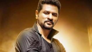 Prabhu Deva Started New Movie in Tamil - Sakshi