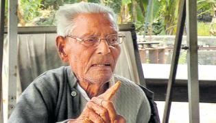 Gandhi Of Natural Farming Bhaskar Save's Organic Farming Suggestions For Farmers - Sakshi