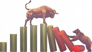 Sensex Closes 410 Points Lower Nifty At 17, 749: IT Realty Top Drags: Metals Gain - Sakshi
