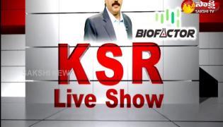 ksr live show  3rd September 2021