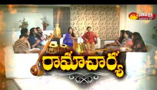 Sakshi TV Exclusive Interview With Ramachari Komanduri