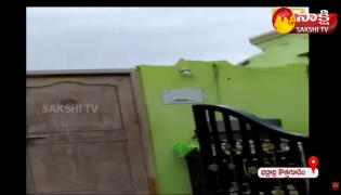 Viral Video: House Collapsed With Heavy Rains Effect