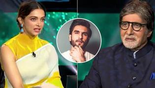KBC:deepika complaint to Amitam Bachchan, Ralveer Romantic reply