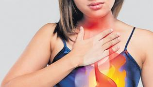 Health Tips In Telugu: Avoid This Food To Get Relief From Heartburn - Sakshi