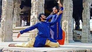 Nellore Girl Performs Kuchipudi Dance Received Awards National Level - Sakshi