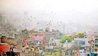 Noise pollution Turns deathly In Hyderabads Residential Areas - Sakshi