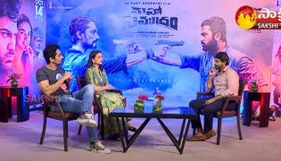 Special Chit Chat With Mahasmudram Team