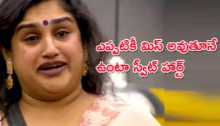Vanitha Vijayakumar Gets Emotional After Her Niece Anitha Passed Away - Sakshi